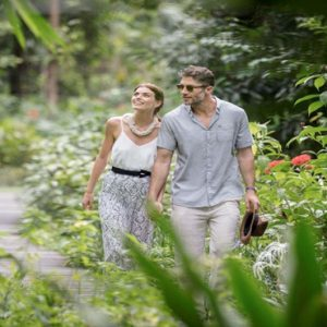 Malaysia Honeymoon Packages The Datai Langkawi Nature Butterfly Walk