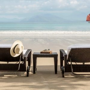 Malaysia Honeymoon Packages The Datai Langkawi One Bedroom Beach Villa Beach