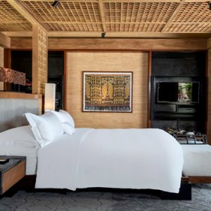 Malaysia Honeymoon Packages The Datai Langkawi One Bedroom Beach Villa Bedroom