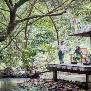 Malaysia Honeymoon Packages The Datai Langkawi Open Air Spa Villa By The Rainforest Stream