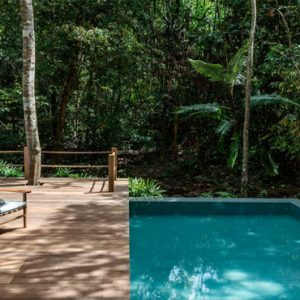 Malaysia Honeymoon Packages The Datai Langkawi Rainforest Pool Villa Pool
