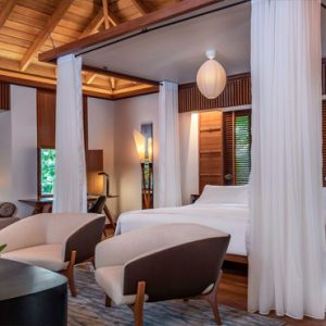 Malaysia Honeymoon Packages The Datai Langkawi Rainforest Villas Bedroom