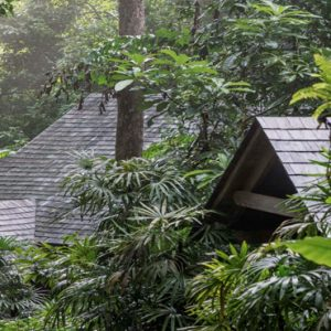 Malaysia Honeymoon Packages The Datai Langkawi Rainforest Villas Exterior