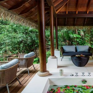 Malaysia Honeymoon Packages The Datai Langkawi Spa Treatment Room