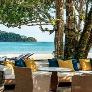 Malaysia Honeymoon Packages The Datai Langkawi The Beach Club And Beach Bar