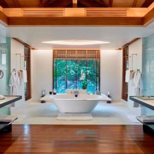 Malaysia Honeymoon Packages The Datai Langkawi The Datai Estate Villa Bathroom
