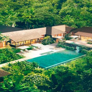 Malaysia Honeymoon Packages The Datai Langkawi The Datai Estate Villa Exterior