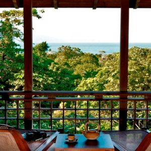 Malaysia Honeymoon Packages The Datai Langkawi The Datai Suite Balcony View
