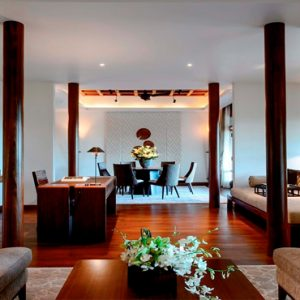 Malaysia Honeymoon Packages The Datai Langkawi The Datai Suite Living Room