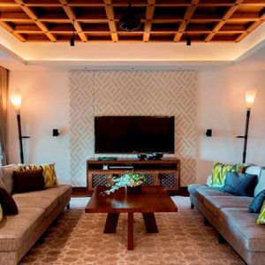 Malaysia Honeymoon Packages The Datai Langkawi The Datai Suite Lounge Area
