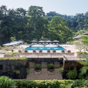 Malaysia Honeymoon Packages The Datai Langkawi The Main Pool Next To The Main Building