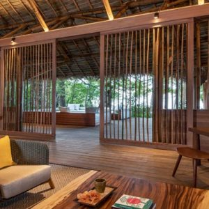 Malaysia Honeymoon Packages The Datai Langkawi The Nature Centre (Lounge Area)