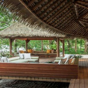 Malaysia Honeymoon Packages The Datai Langkawi The Nature Centre (Patio)
