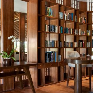 Malaysia Honeymoon Packages The Datai Langkawi The Library