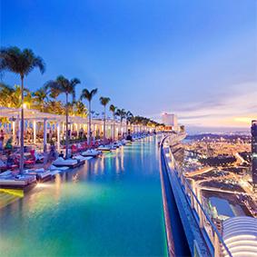 Marina Bay Sands - Luxury Singapore Honeymoon Packages - thumbnail