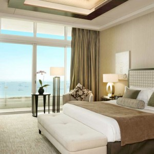 Marina Bay Sands - Luxury Singapore Honeymoon Packages - Marina Suite