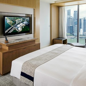 Marina Bay Sands - Luxury Singapore Honeymoon Packages - Orchid Suite