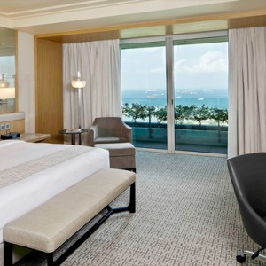 Marina Bay Sands - Luxury Singapore Honeymoon Packages - Premier Room