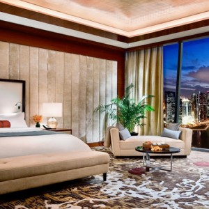 Marina Bay Sands - Luxury Singapore Honeymoon Packages - Presidential Suite