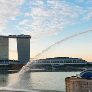 Marina Bay Sands - Luxury Singapore Honeymoon Packages - attraction