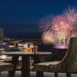 Pan Pacific Luxury Singapore Honeymoon Packages Dining With A View