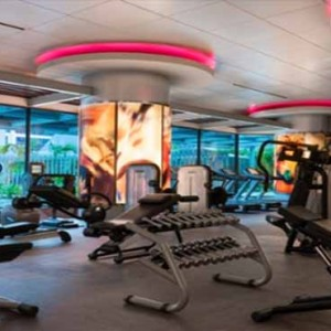 Pan Pacific Luxury Singapore Honeymoon Packages Fitness