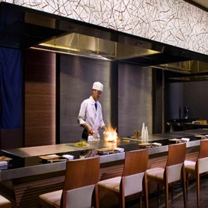Pan Pacific Luxury Singapore Honeymoon Packages Keyaki Japanese Restaurant