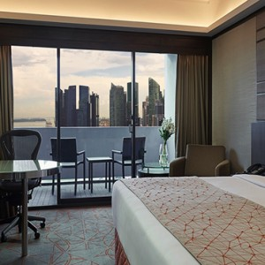 Pan Pacific Luxury Singapore Honeymoon Packages Pacific Harbour Room