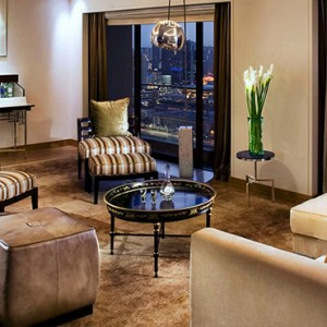 Pan Pacific Luxury Singapore Honeymoon Packages Presidential Suite1