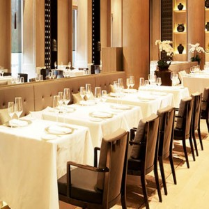 Pan Pacific Luxury Singapore Honeymoon Packages Rang Mahal Restaurant