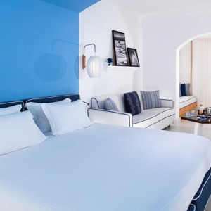 Premium Room - Mykonos Grand Hotel and Resort - luxury Greece honeymoon Packages