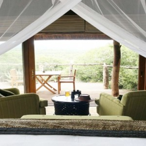 Pumba Private Game reserve - Luxury South Africa Honeymoon Packages - Bush Lodge Msenge Chalets