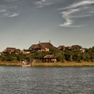 Pumba Private Game reserve - Luxury South Africa Honeymoon Packages - Lake
