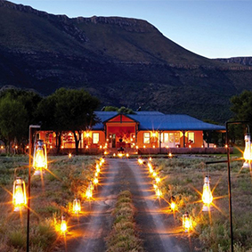 Samara Private Game reserve - Karoo lodge - Luxury South Africa Honeymoon Packages - thumbnail