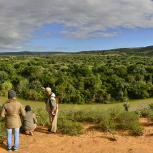 Shamwari Game Reserve - Luxury South Africa Honeymoon Packages - Lake