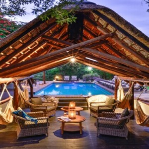 Shamwari Game Reserve - Luxury South Africa Honeymoon Packages - Logengula lodge exterior