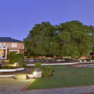 Shamwari Game Reserve - Luxury South Africa Honeymoon Packages - Long Lee Manor exterior