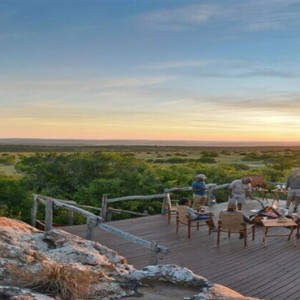 Shamwari Game Reserve - Luxury South Africa Honeymoon Packages - explorer camp
