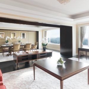 Shangri La Singapore Luxury Singapore Honeymoon Packages Singapore Suite 3