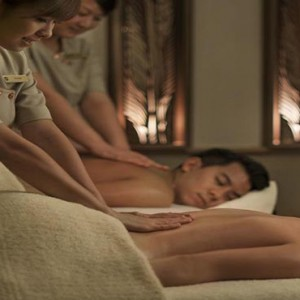 Shangri la Singapore - Luxury Singapore Honeymoon Packages - Spa