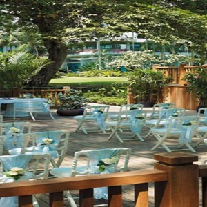 Shangri la Singapore - Luxury Singapore Honeymoon Packages - Wedding1