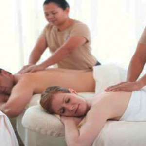 Singapore Honeymoon Packages Four Seasons Singapore Couple Spa Massage