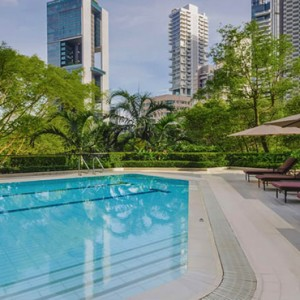 Singapore Honeymoon Packages Four Seasons Singapore Pool Copy