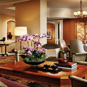 Singapore Honeymoon Packages Four Seasons Singapore Royal One Bedroom Suite