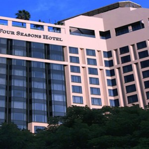 Singapore Honeymoon Packages Four Seasons Singapore Hotel Exterior