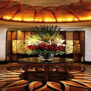 Singapore Honeymoon Packages Four Seasons Singapore Lobby1
