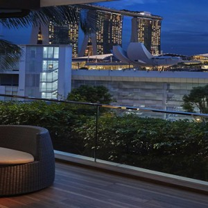 Singapore Honeymoon Packages Mandarin Oriental Bay At 5