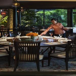 Singapore Honeymoon Packages Mandarin Oriental Cherry Garden Restaurant