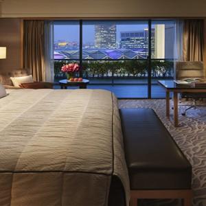 Singapore Honeymoon Packages Mandarin Oriental Deluxe Room