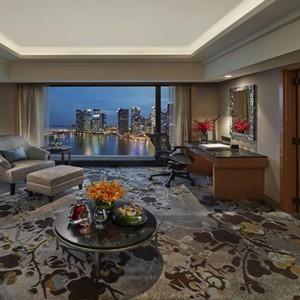 Singapore Honeymoon Packages Mandarin Oriental Marina Bay Suite